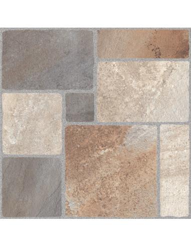 Ccn Sahara Piedra Tricolor Ceramico 45x45 (2.22)