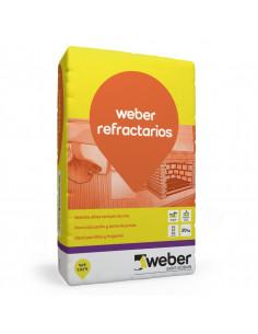 Weber Refractario Mortero X 5 Kg.