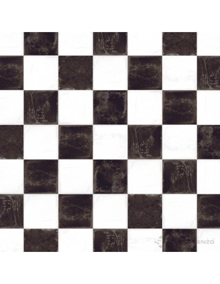 San Lorenzo Volta Negro Rect. Porc. 18.7x18.7 (0,56)